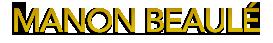 MANON BEAULÉReçus pour assurances – Membre RITMA (Regroupement des Intervenants et Thérapeutes en Médecine Alternative)